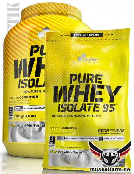 Olimp Pure Whey Isolat 95