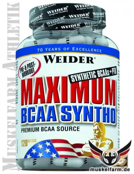 Weider Maximum BCAA Syntho + PTK