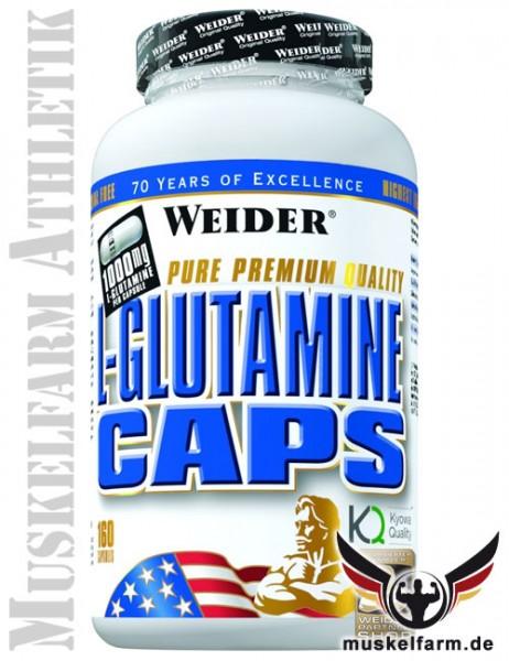 Weider L-Glutamin Caps