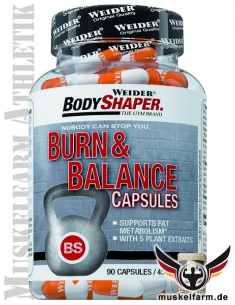 Weider BodyShaper Burn & Balance