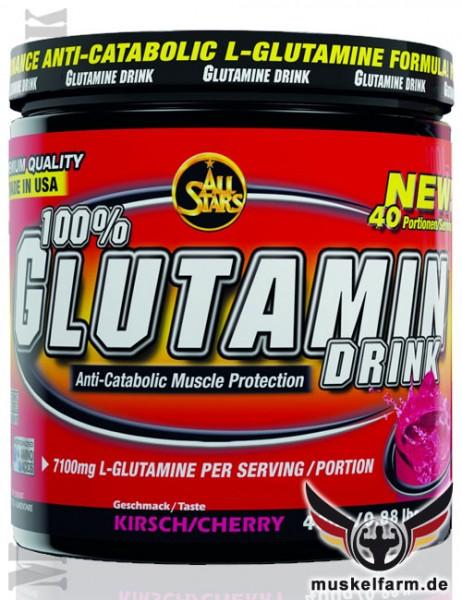 All Stars L-Glutamin Drink