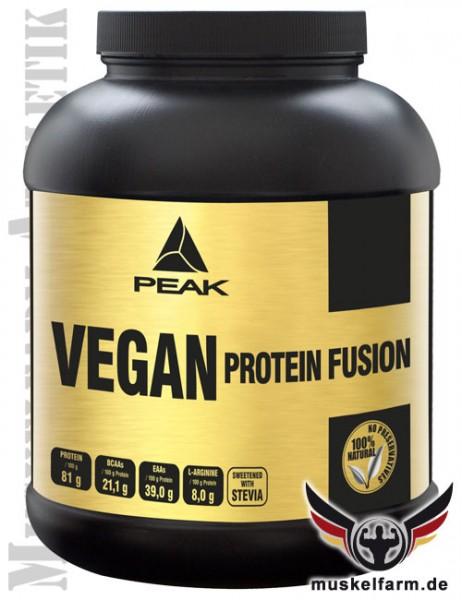 Peak Vegan Protein Fusion