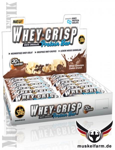 All Stars Whey Crisp Protein Bar