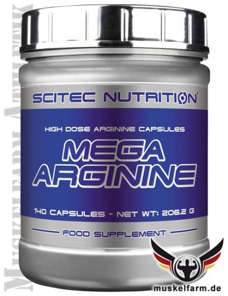 Scitec Nutrition Mega Arginin