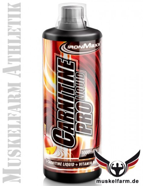 IronMaxx Carnitin Pro Liquid