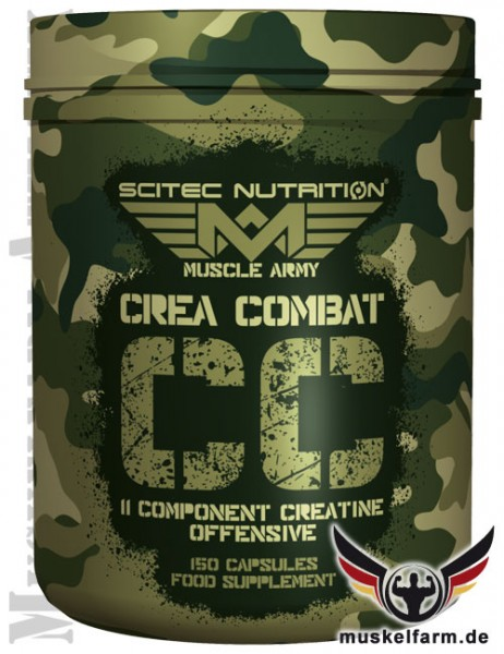 Scitec Nutrition Crea Combat