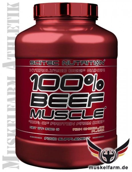 Scitec Nutrition 100% Beef Muscle
