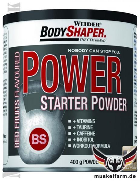 Weider Power Starter Powder