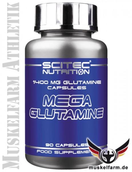 Scitec Nutrition Mega Glutamin