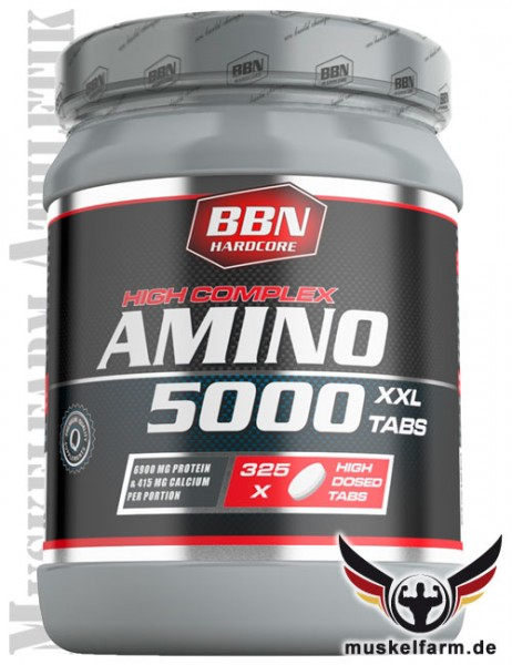 BBN Hardcore Amino 5000