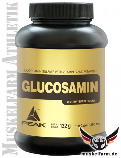Peak Glucosamin