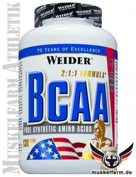 Weider BCAA Tabletten
