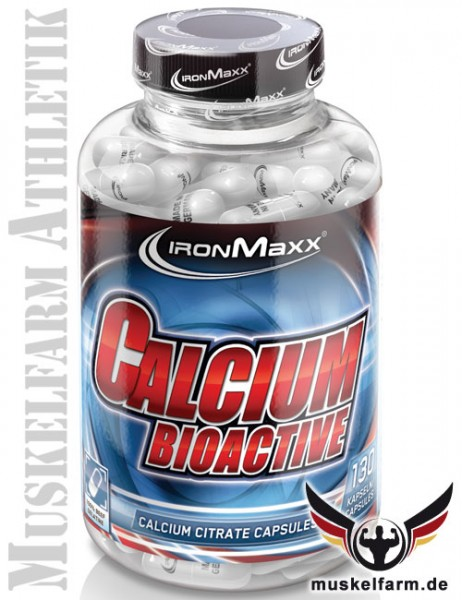 IronMaxx Calcium Bioactive