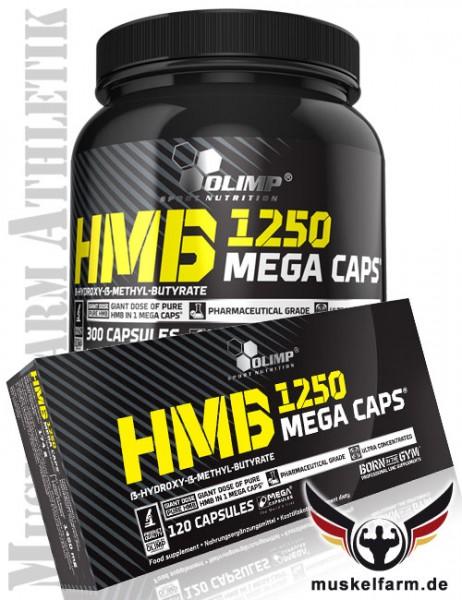 Olimp HMB Mega Caps 1250