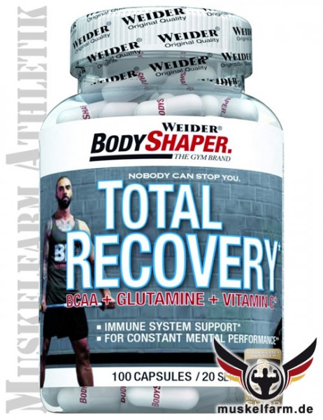 Weider BodyShaper Total Recovery
