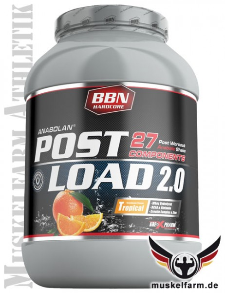 Best Body Nutrition Anabolan Post Load