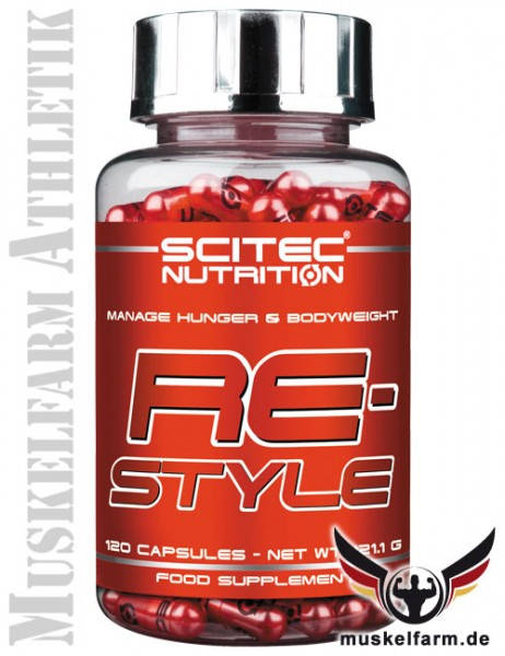 Scitec Nutrition ReStyle