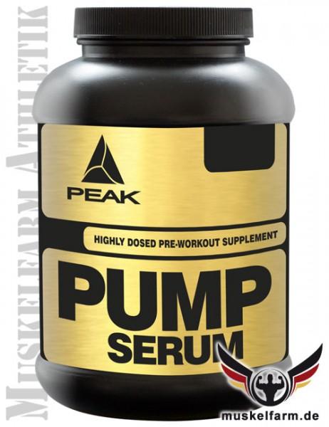 Peak Pump Serum