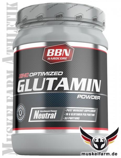 BBN Hardcore Glutamin