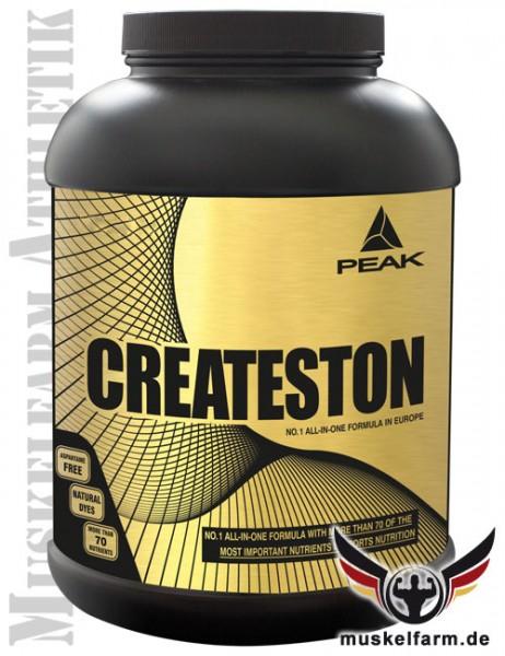 Peak Createston