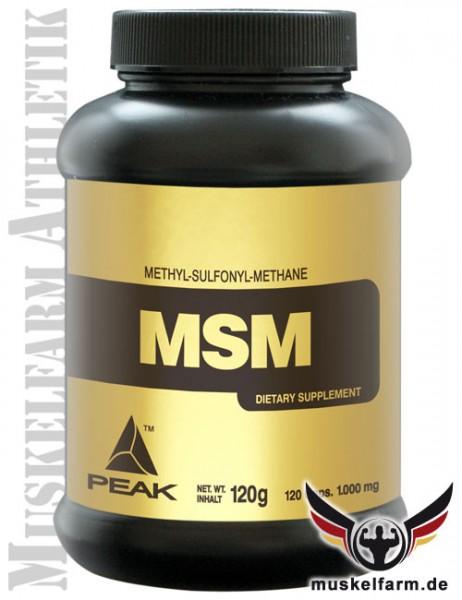 Peak MSM