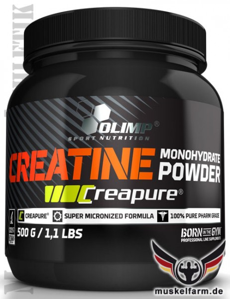 Olimp Creapure Creatin Monohydrat