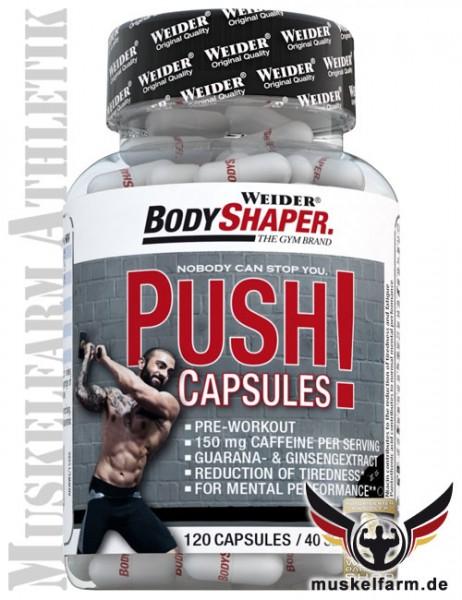 Weider BodyShaper Push Capsules