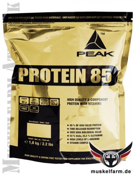 Peak Protein 85