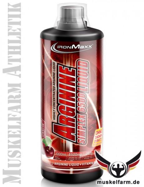 IronMaxx Arginin Liquid 6500