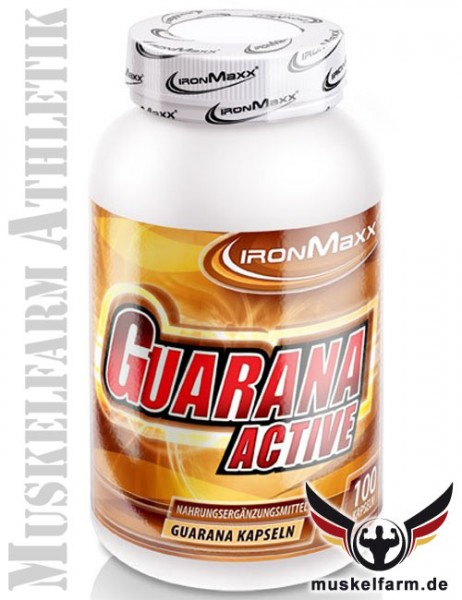 IronMaxx Guarana Active