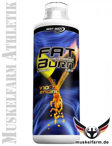 Best Body Nutrition Fat Burn Liquid