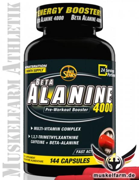 All Stars Beta Alanine 4000