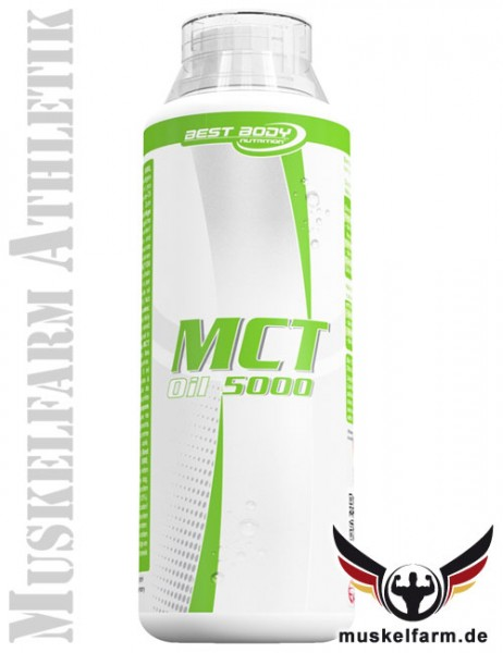 Best Body Nutrition MCT Energy Oil 5000
