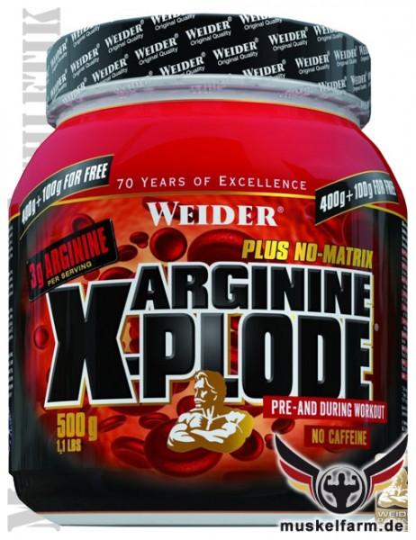 Weider Arginin X-Plode