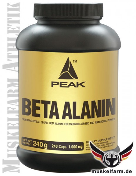 Peak Beta Alanin