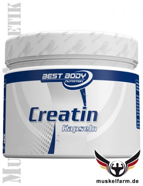 Best Body Nutrition Creatin Kapseln