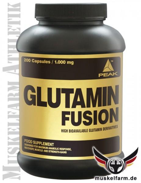 Peak Glutamin Fusion
