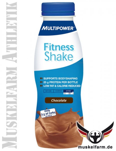 Multipower Fitness Shake