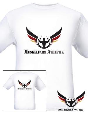 Muskelfarm T-Shirt Gr. S - Abverkauf