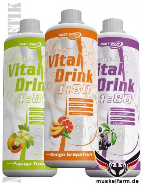 Best Body Nutrition Essential VitalDrink