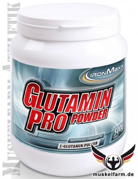 IronMaxx Glutamin Pro Pulver