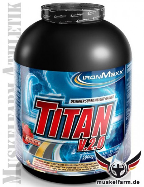 IronMaxx Titan v.2.0