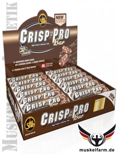 All Stars Crisp Pro Bar