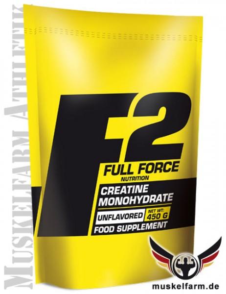 F2 Full Force Creatin Monohydrat