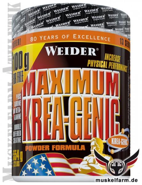 Weider Maximum Krea-Genic Pulver