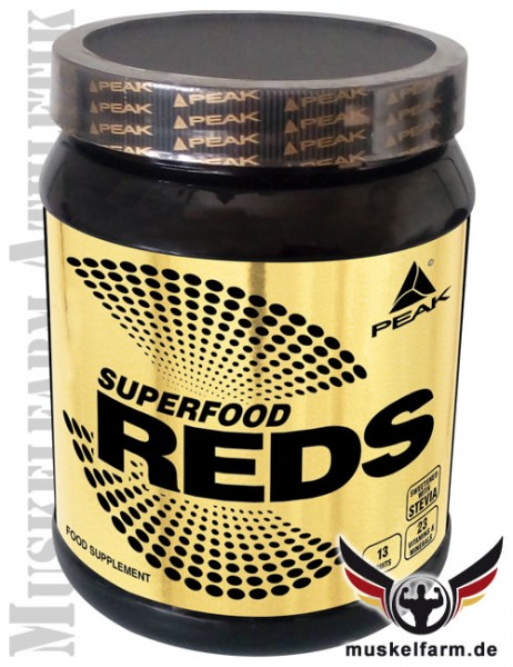 Peak Superfood Reds