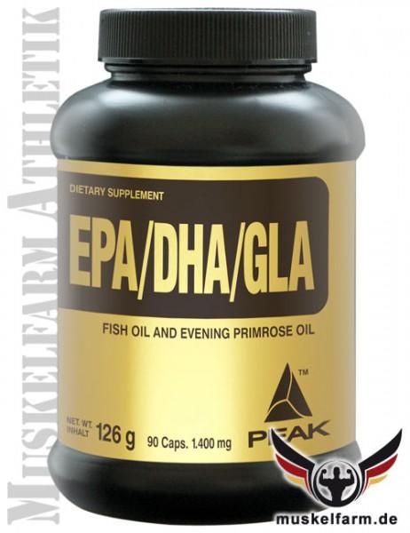 Peak EPA / DHA / GLA