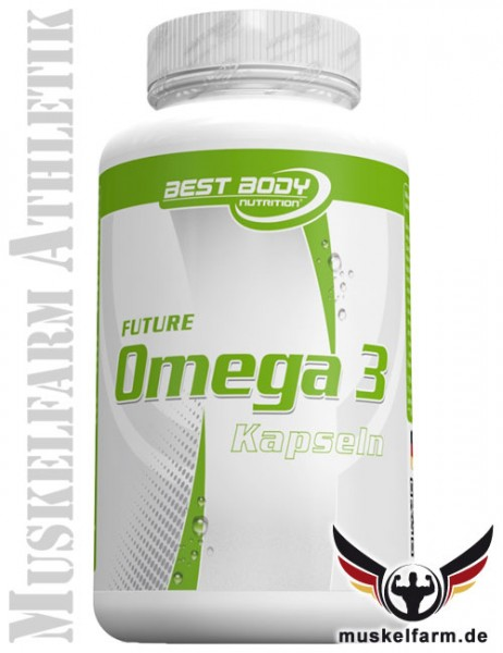 Best Body Nutrition Future Omega 3 Kapseln