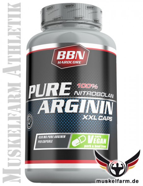 Best Body Nutrition Nitrobolan Arginin
