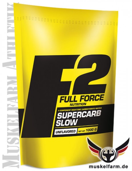 F2 Full Force Supercarb Slow